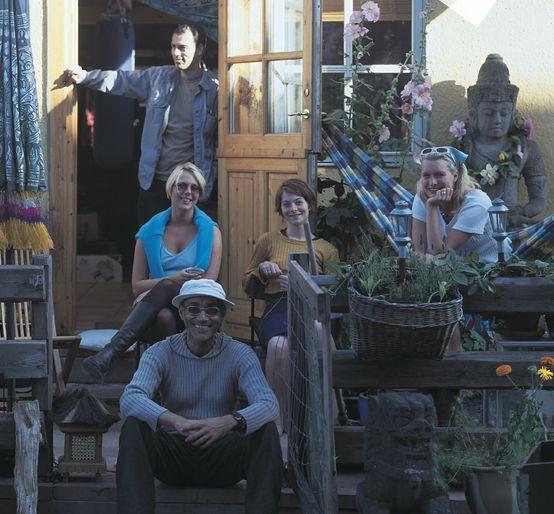 una famiglia di Christiania